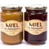 Miel de Chataignier liquide ou crémeux