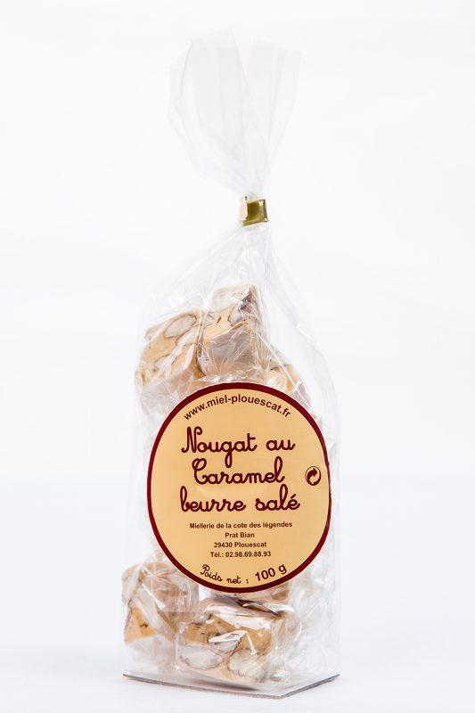 Nougat au Caramel au Beurre Salé