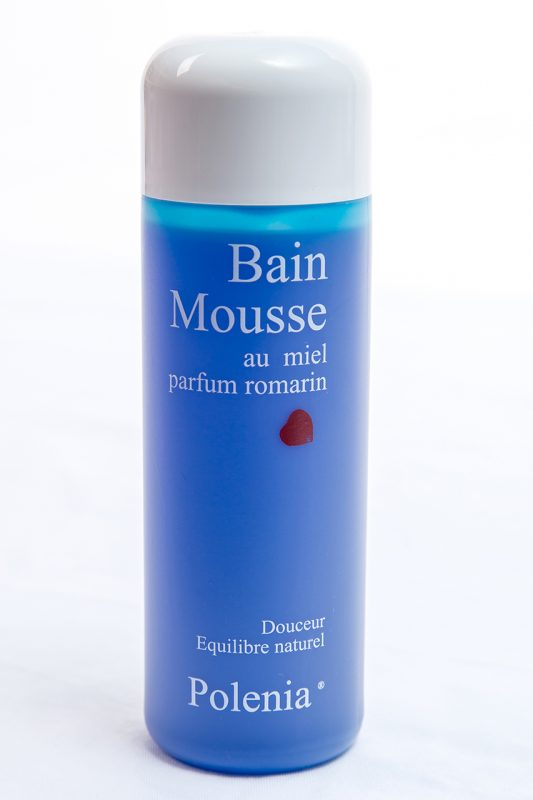 Bain Moussant au Miel 200 ml