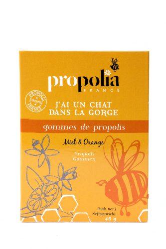 Propolis | Gommes à sucer Miel Orange